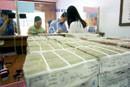 local banks hit hurdles raising chartered capital