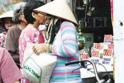 rice fever needs cool down