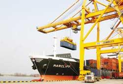 developers flag deadline worries at key port project