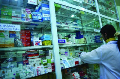 drug sector looks for high