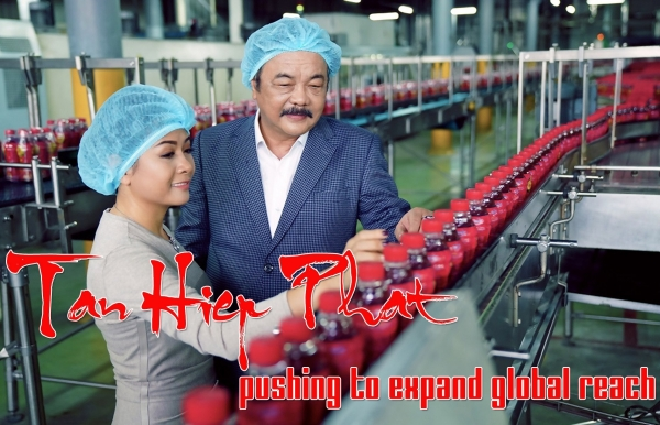 tan hiep phat pushing to expand global reach