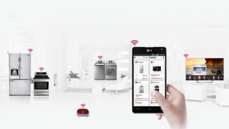 lg electronics usher in new age of smart home convergence at ces 2013