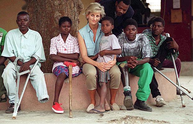 Prince Harry Visits Schoolchildren In Lesotho Speaks Out