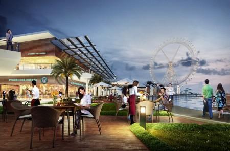 halong marine plaza where the fun begins