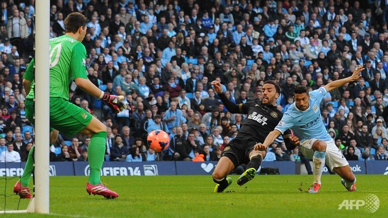 Wigan send Man City crashing in FA Cup repeat
