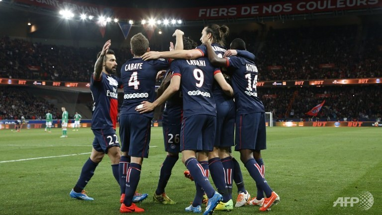 ibra fires psg past st etienne monaco edge lyon new release movie reviews and the best. Black Bedroom Furniture Sets. Home Design Ideas