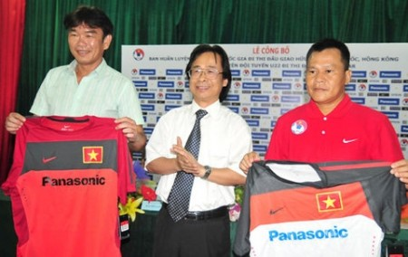 vietnam selects new leader of national football team