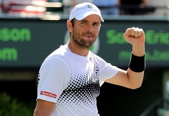 barclays first timer mardy fish feels no pressure