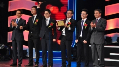 'Mobile Advertising Network' wins Vietnamese Talent Award 2013