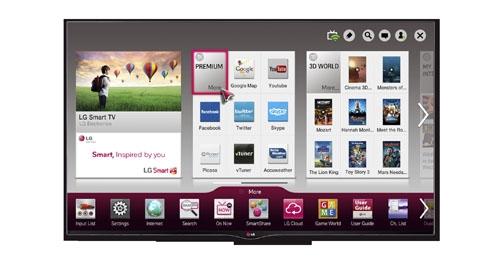 lg unveils smarter more refined smart tv lineup at ces 2013