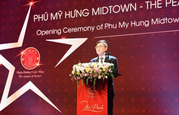 phu my hung introduced the peak phase 2 the last component of midtown