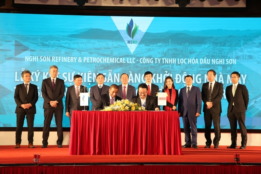 9 billion nghi son refinery ready for operation