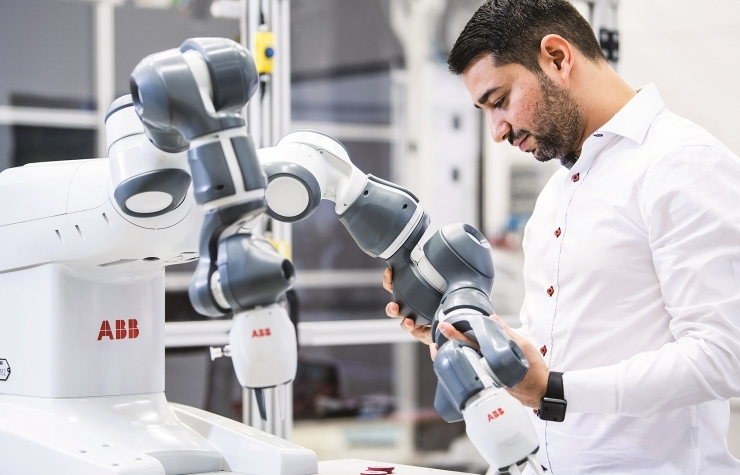 abb to present leading industrial robotics solutions at propak vietnam