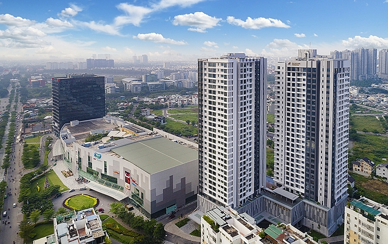mapletree opens second property in ho chi minh city