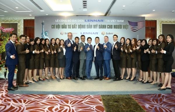 us lennar international brings properties to woo vietnamese buyers