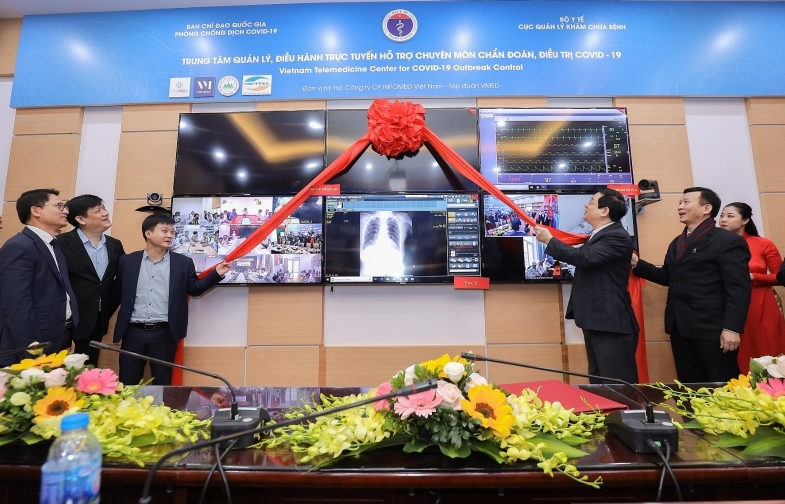 ministry of health launches centre for covid 19 outbreak control