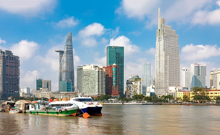 ho chi minh city suggests halving land lease tax for real estate companies