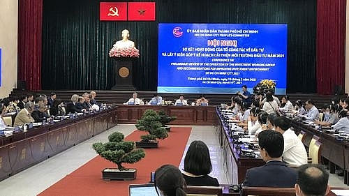 ho chi minh city stamps eight investment projects for a total 1 billion