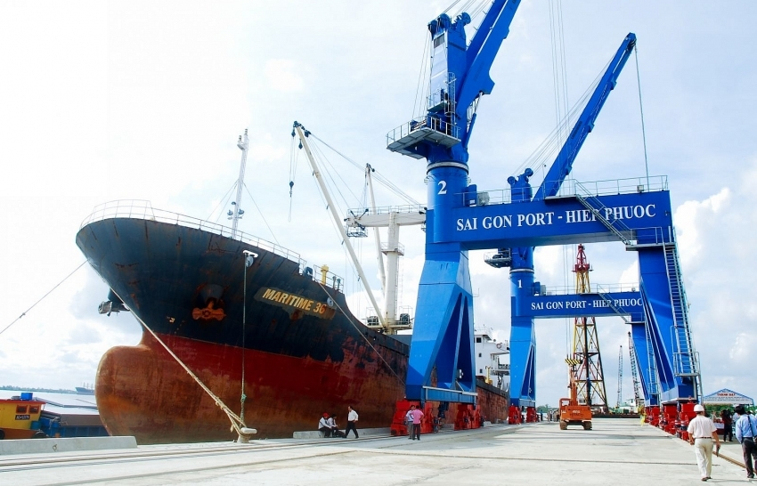 ho chi minh city to remove ten ports along saigon river replaced by high rise buildingsbr