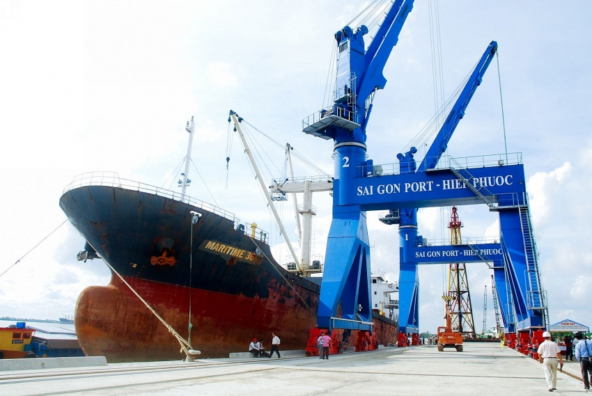 ho chi minh city to remove ten ports along saigon river replaced by high rise buildings