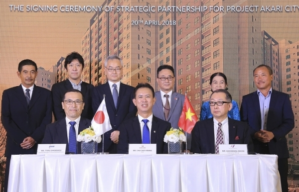 nam long group announces 341 million akari township