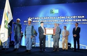 450 million phu my 3 power plant celebrates 15 year anniversary