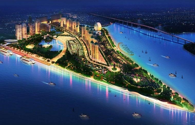 brighter prospects for 6 billion saigon peninsula property project