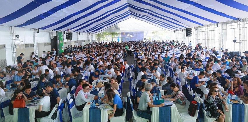 three day novaland expo receives 12000 visitors