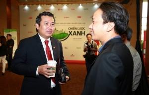 real estate developers aim for green development