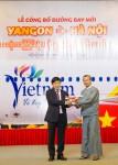 Vietjet launches Hanoi-Yangon route