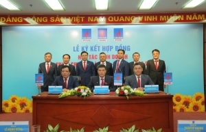 petrovietnam subsidiaries co operate to increase efficiency to cope with dual crisis