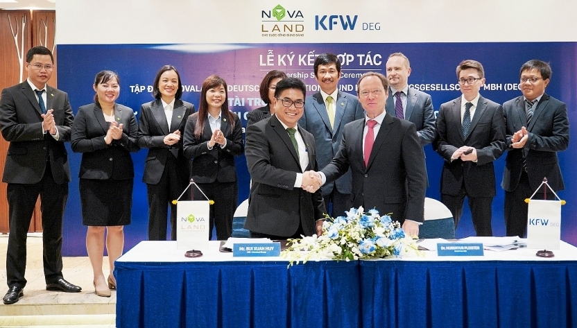 novaland receives 20 million to develop novaworld mekong project