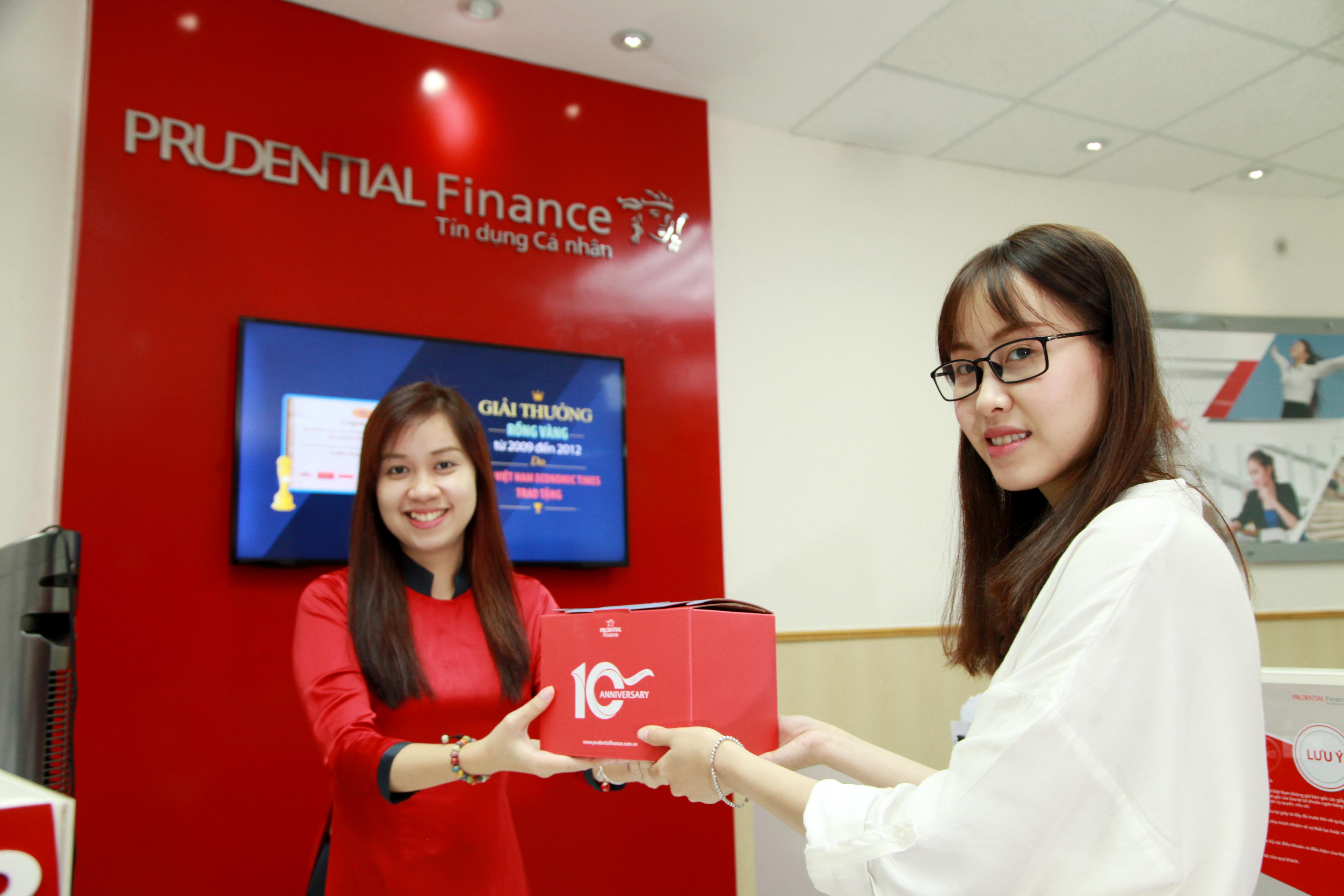 prudential finance celebrates its 10th anniversary in vietnam