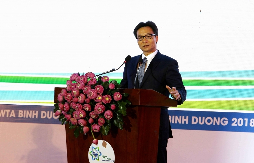 wta 2018 closes in binh duong