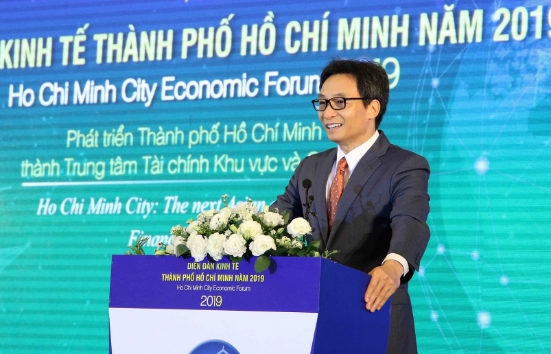 building ho chi minh city into a global financial centre