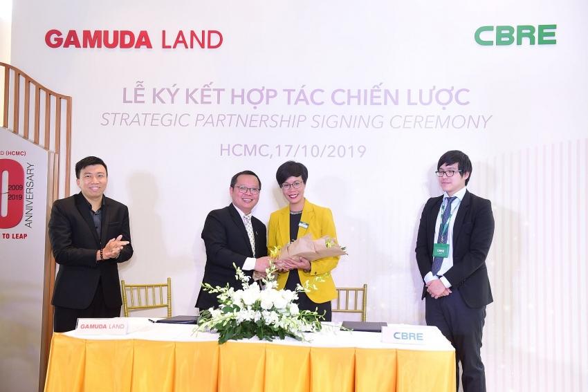 gamuda land hcmc appointed cbre for managing emerald precinct