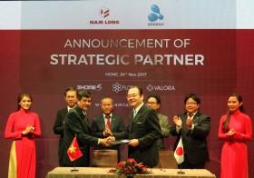 Nam Long signed strategic partnership with Japan's Anabuki Housing