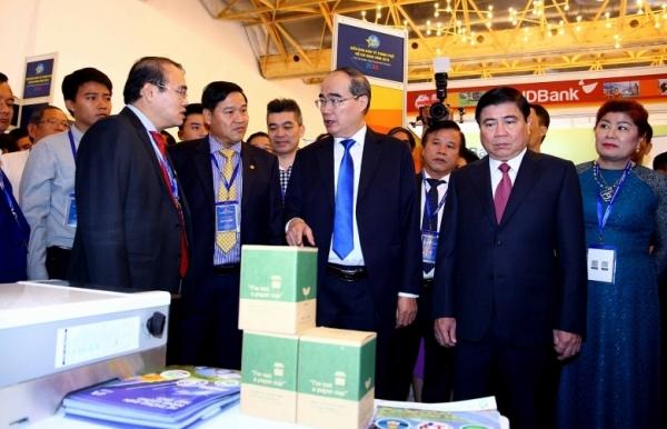 ho chi minh city makes enterprises key factor for innovative area