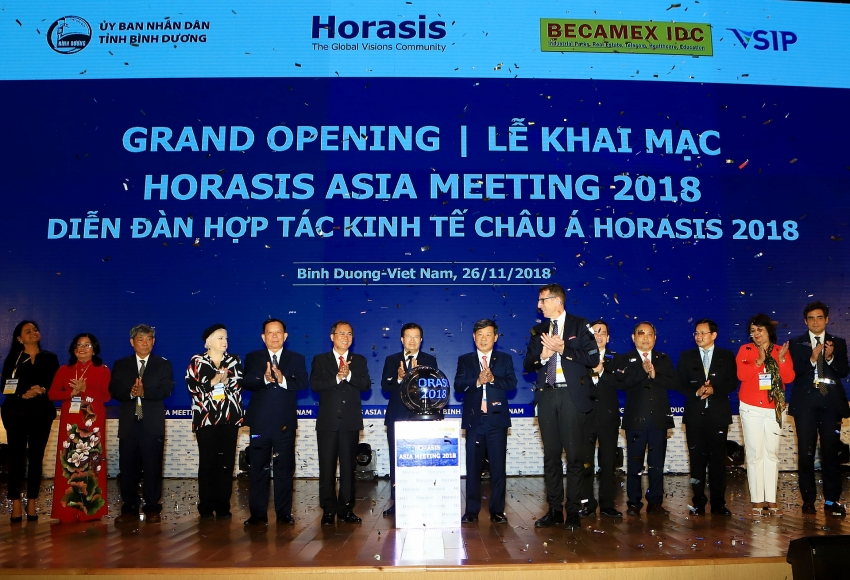 horasis 2018 opens investment and trade opportunities to all members