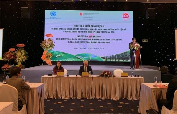 vietnam pushes eco industrial park intervention