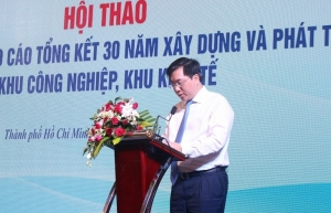 a separate law needed for industrial zone and economic zone development