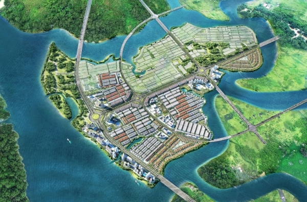 nam long group becomes full owner of dong nai waterfront city