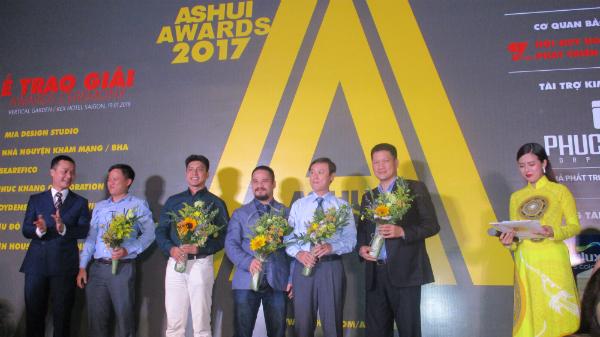 vietnams leading architecture awards receives akzonobel endorsement