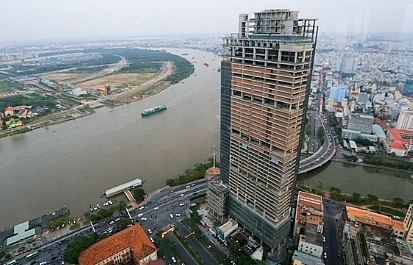 investors frown at unrealistic listing price of saigon one tower
