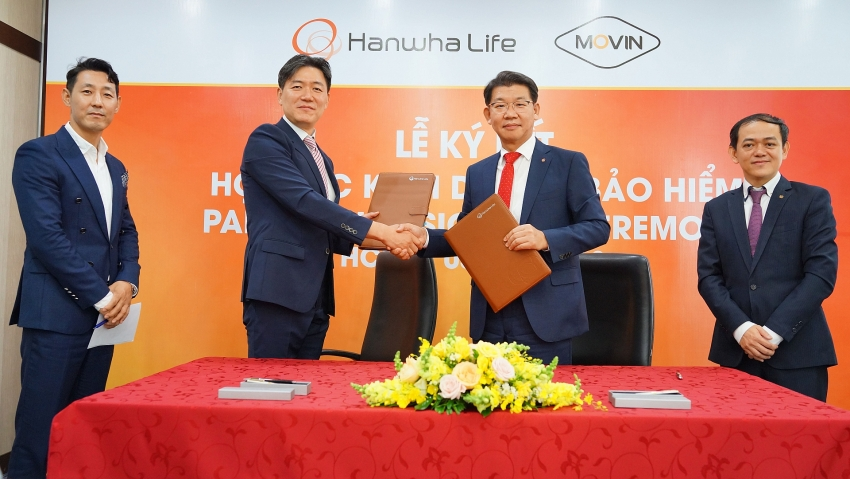 hanwha life vietnam teams up with movin to start telemarketing