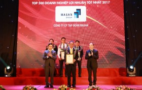 masan recognised as vietnams fifth largest private enterprise