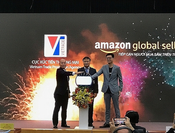 vietnam smes to increase exports via amazon marketplaces