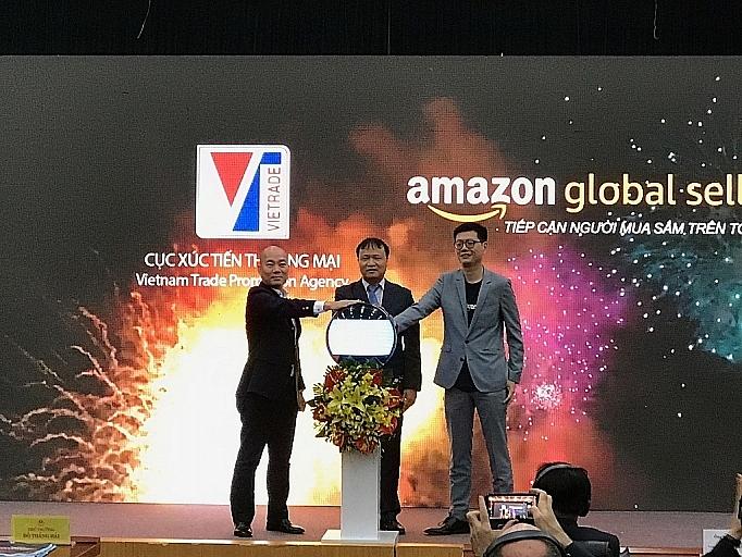 vietnam smes to increase exports via amazon marketplaces