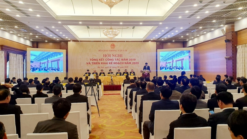 transport sector to focus on key national projects in 2020