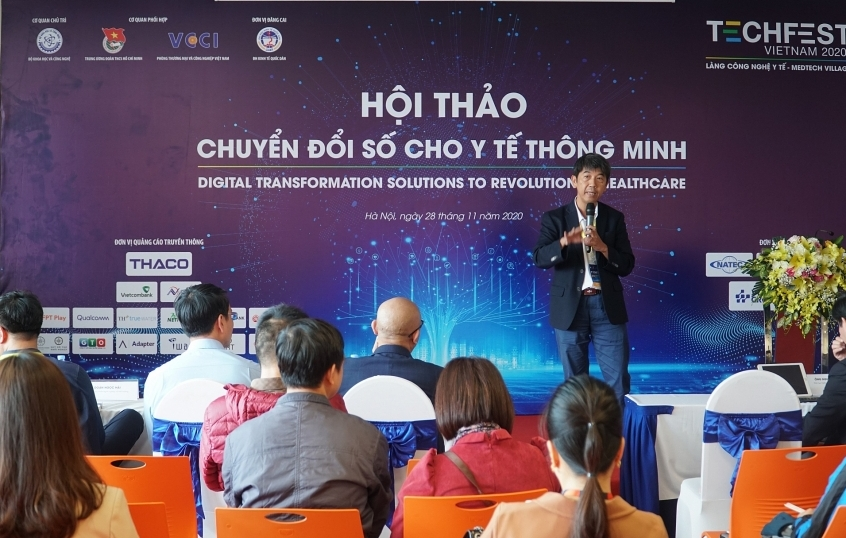 solving problem of digital transformation for medical industry in vietnam